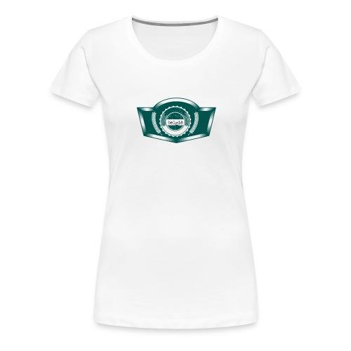 Belgium T Shirt Design(7) - Frauen Premium T-Shirt