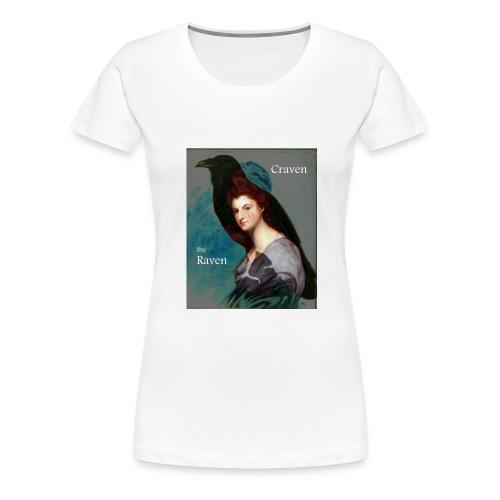 Lady Craven - Frauen Premium T-Shirt