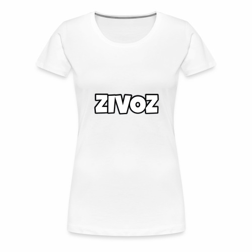 ZIVOZMERCH - Women's Premium T-Shirt