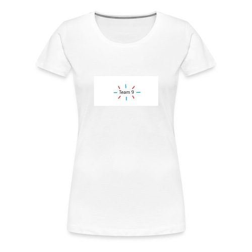 Team 9 - Women's Premium T-Shirt
