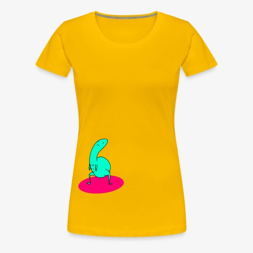 Drigg - Premium-T-shirt dam