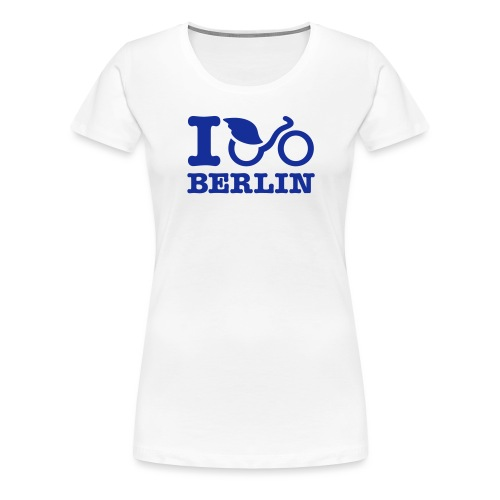 nextbike Berlin - Frauen Premium T-Shirt