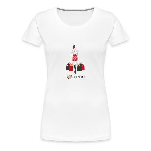 Fashion Victim - Koszulka damska Premium