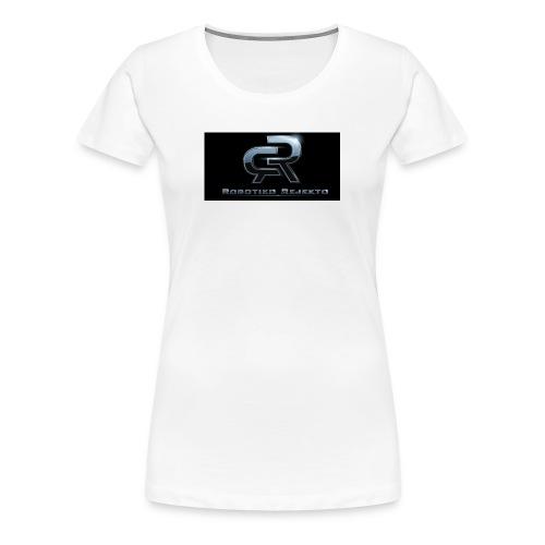 Robotiko Rejekto MEDIUM SIZE jpg - Women's Premium T-Shirt