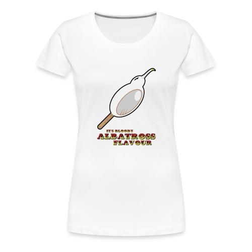 shirt back ontwerp verkoop 2 png - Vrouwen Premium T-shirt