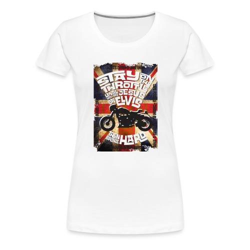 Kabes British Customs - Women's Premium T-Shirt