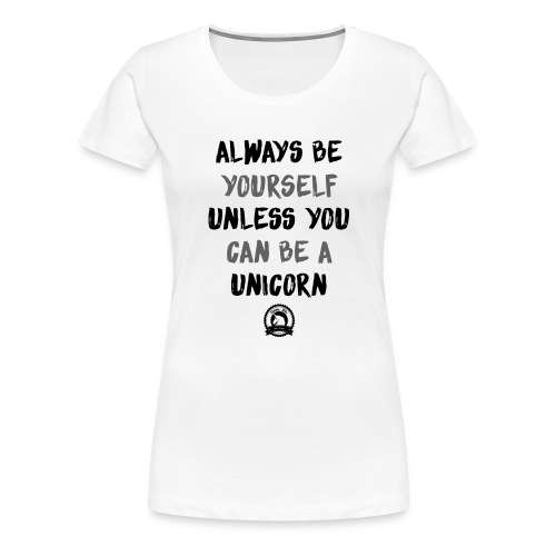 Unicorn Shirt - Frauen Premium T-Shirt