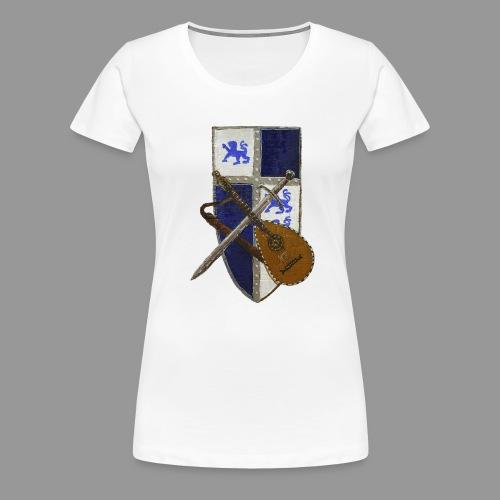 vonardingen_wappen - Frauen Premium T-Shirt
