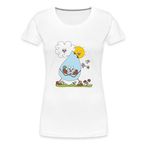 Ich mag mich - Frauen Premium T-Shirt