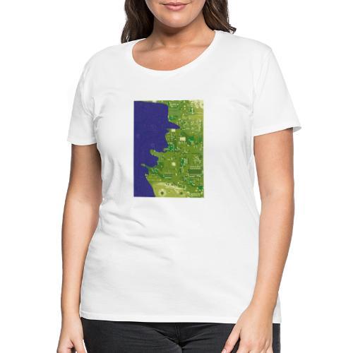 Rinus Van De Melkwegboer - Vrouwen Premium T-shirt