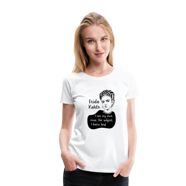 frida kahlo quote shirt