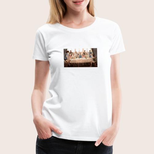 laufguru 150dpi neu jpg - Frauen Premium T-Shirt