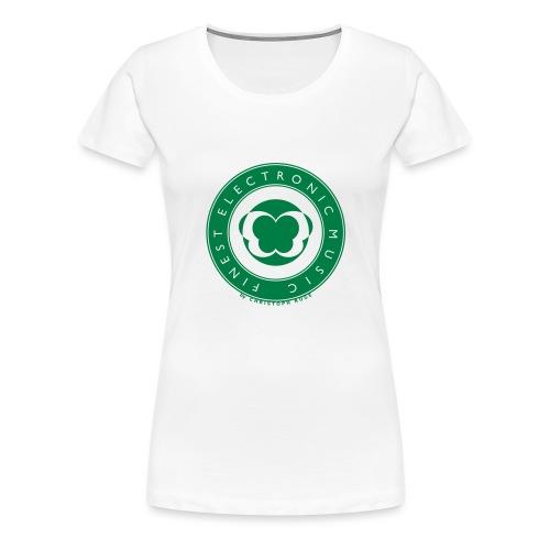 FEM Logo Positive - Frauen Premium T-Shirt
