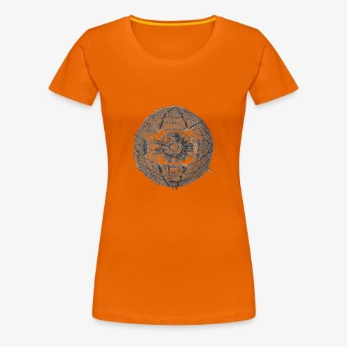 Barcelona for women - Women's Premium T-Shirt