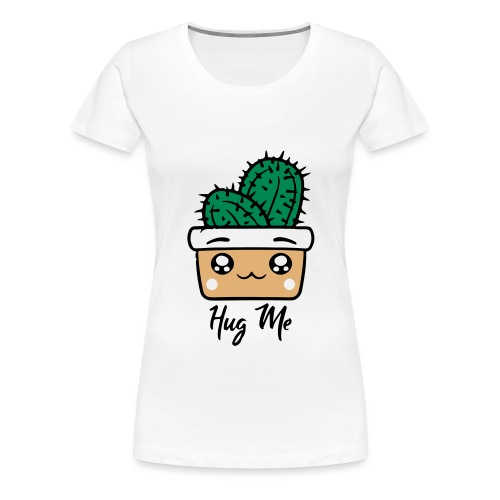 Hugme - Vrouwen Premium T-shirt