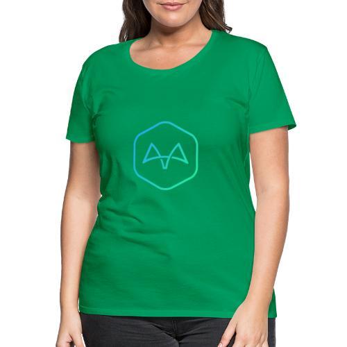 Pangea Aerospace Logo - Women's Premium T-Shirt