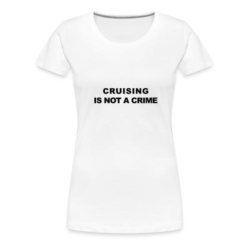 crimecb - T-shirt Premium Femme