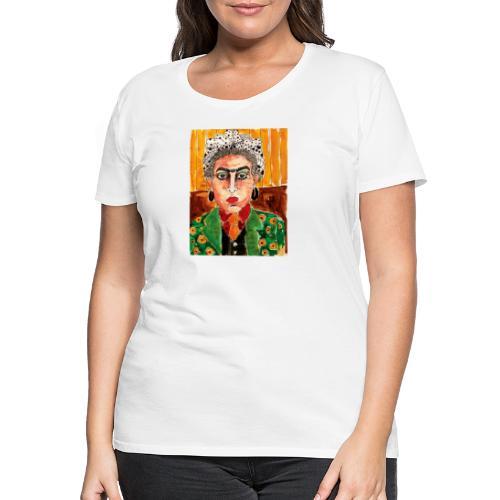 Arte & Pulsion - Frida 1 - Camiseta premium mujer