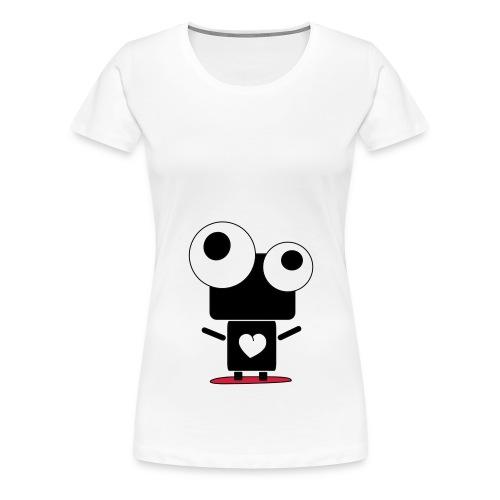 Robi - Frauen Premium T-Shirt