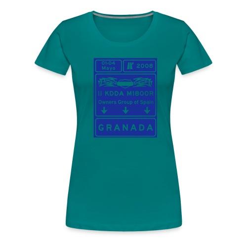 2kdda vec cdr - Camiseta premium mujer