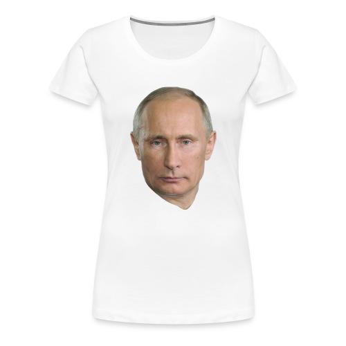 Putin - Women's Premium T-Shirt