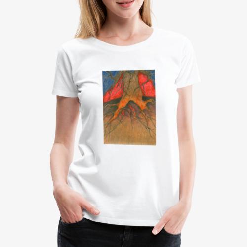 Roots - Koszulka damska Premium
