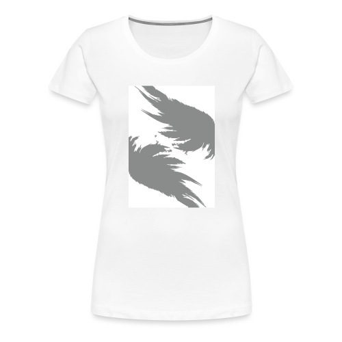 Kaputzenpullover - Frauen Premium T-Shirt