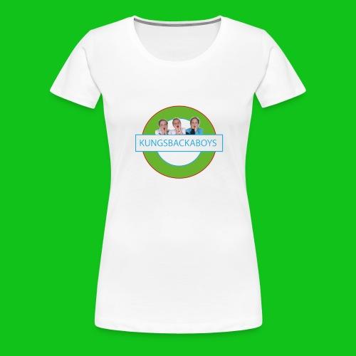 kungsbackaboys_stor-01 - Premium-T-shirt dam