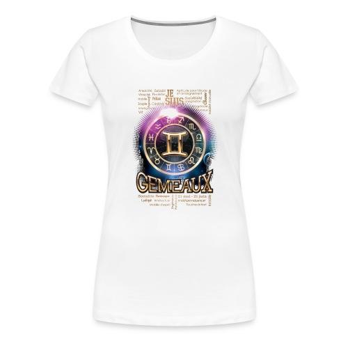 GEMAUX - T-shirt Premium Femme