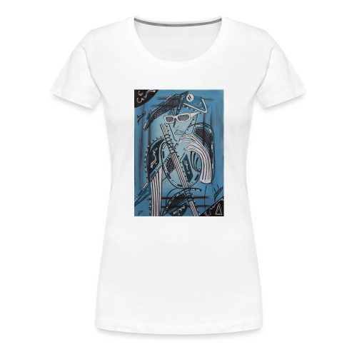Salvator1 - T-shirt Premium Femme