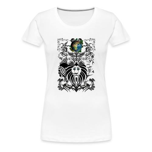 Mother EARTH NatureContest by T-shirt chic et choc - T-shirt Premium Femme