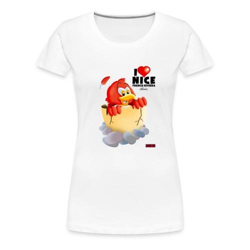 testadure ilovenice - T-shirt Premium Femme