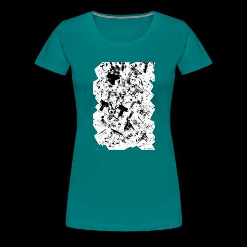 T BY TAiTO - Naisten premium t-paita