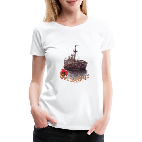 SaveOurSouls - Frauen Premium T-Shirt