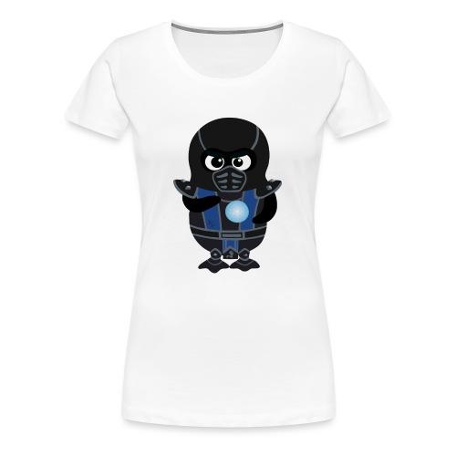 Pingouin SubZero - T-shirt Premium Femme