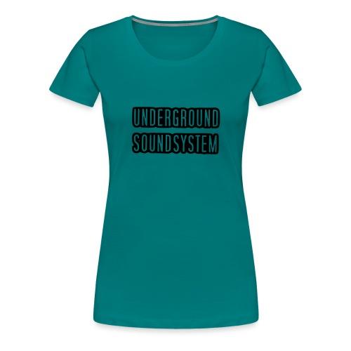 3294427 13398476 logo orig - Frauen Premium T-Shirt