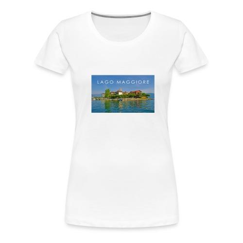 lagomaggiore2 - T-shirt Premium Femme