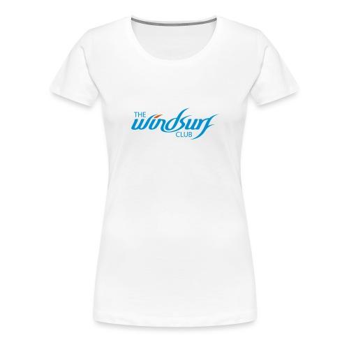 twc-fron-logo - Women's Premium T-Shirt