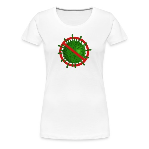 Pngtree no entry for covid 19 go 5344031 - Camiseta premium mujer