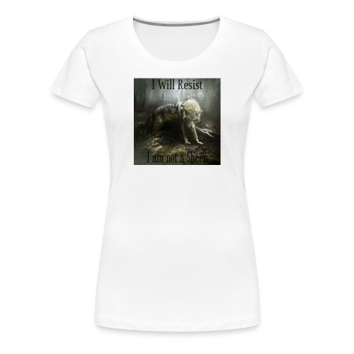 2020 12 28 pub chirt videos - T-shirt Premium Femme