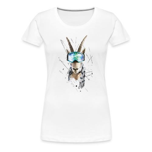 shirt druck 01 01 png - Frauen Premium T-Shirt