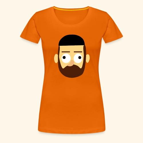 Stille Willem - Vrouwen Premium T-shirt