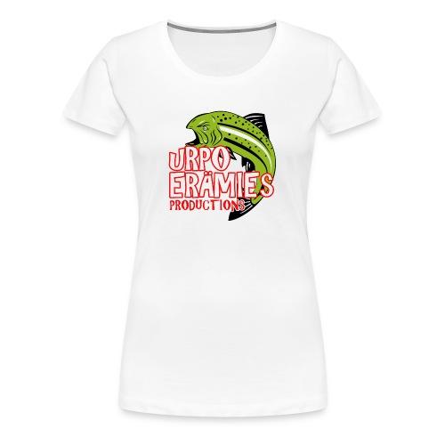 Urpoerämies - Naisten premium t-paita
