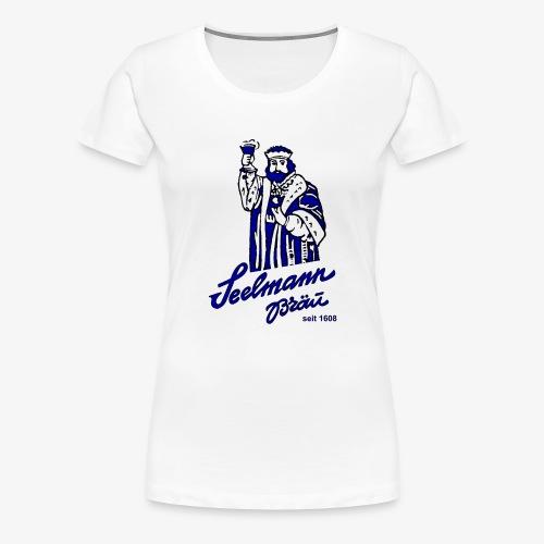 krugNovA2 gif - Frauen Premium T-Shirt