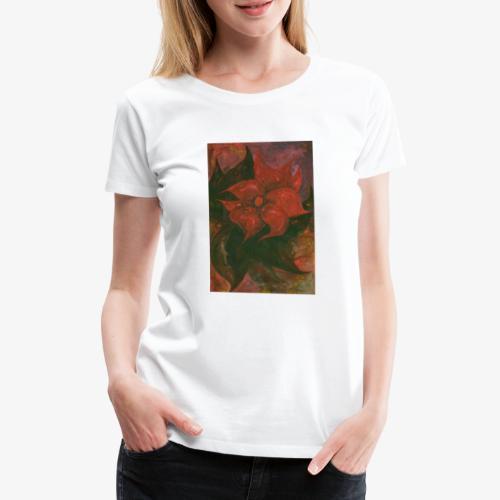 Flower 6 - Koszulka damska Premium