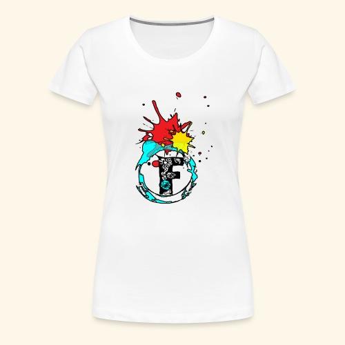 Sport wear - T-shirt Premium Femme