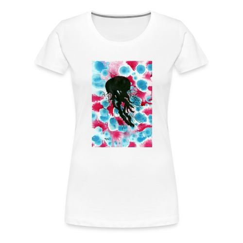 jellyfish - Women's Premium T-Shirt