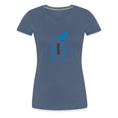 Logo AZ - Maglietta Premium da donna