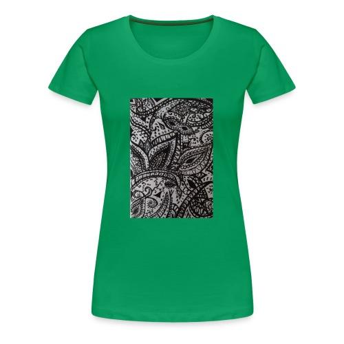 henna - Women's Premium T-Shirt