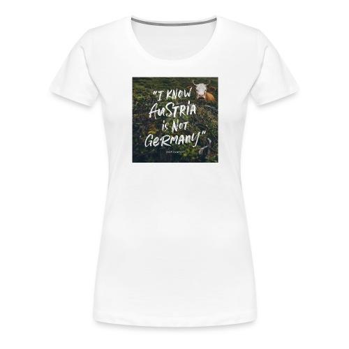 plakaty jacub - Koszulka damska Premium